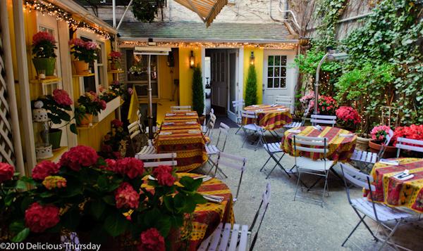 Italian Restaurants In Alphabet City